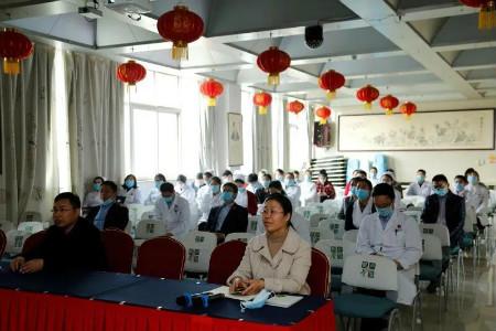 大型线上学术论坛——2020•中国嵩山股骨头坏死诊疗新技术高峰论坛顺利召开!